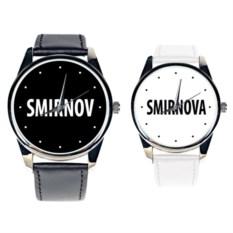 Наручные часы с вашей фамилией или именем