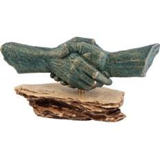 Скульптура Сотрудничество