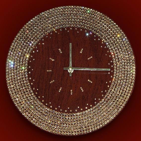 Часы Swarovski Ожерелье-3