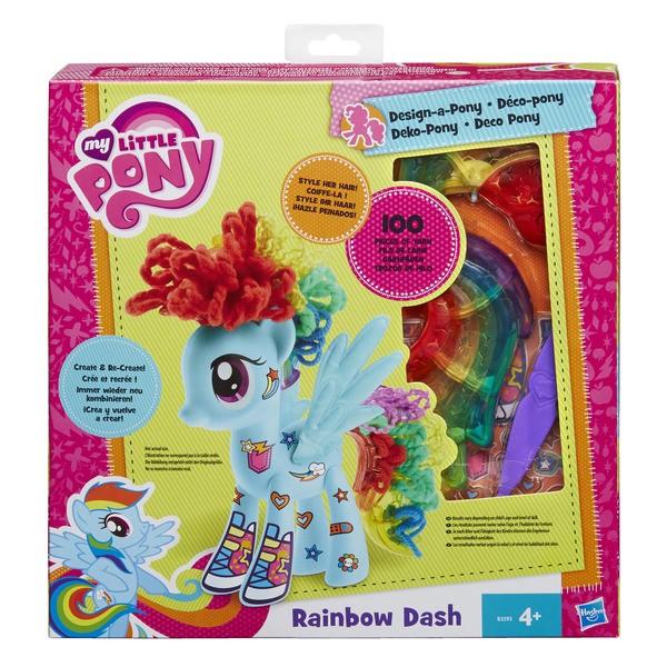 Набор My Little Pony Создай свою пони (Hasbro)