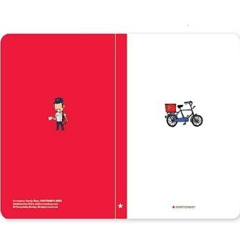 Ежедневник Postmans Bike
