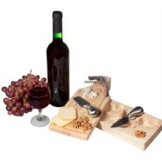 Набор для вина и сыра Оттенки вкуса