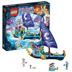 Конструктор - LEGO Elves Корабль Наиды