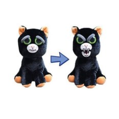 Мягкая игрушка Feisty Pets Кошка, 21,6 см