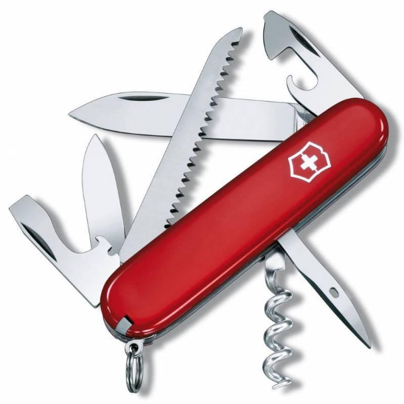 Перочинный нож с 13 функциями Victorinox Camper