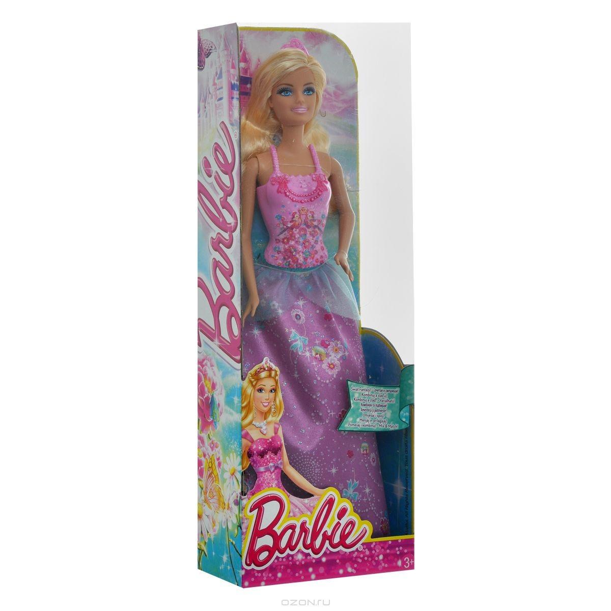 Кукла Барби. Принцесса мира моды: Блондинка