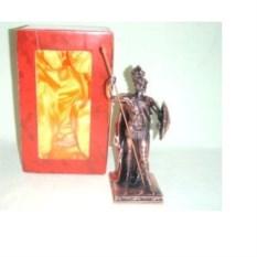 Статуэтка Спартанец с копьем и щитом