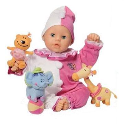 Игровой набор ЦИРК с куклой CHOU-CHOU