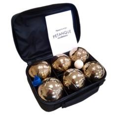 Игра Петанк (бочче) золотой