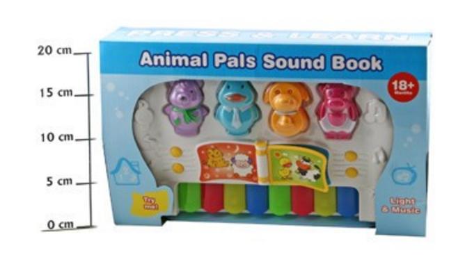 Синтезатор Звуки животных