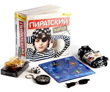 Игровой набор «Пиратский»