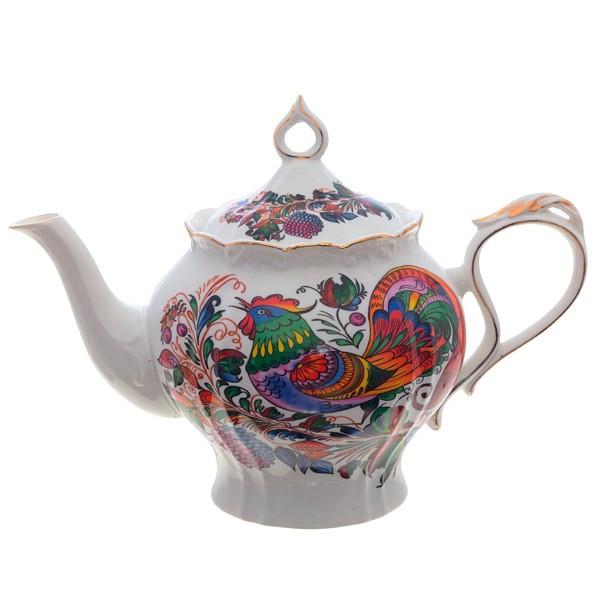 Чайник Радужный петух
