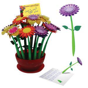 Ручка «Цветочки»