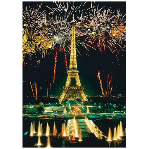 Пазл «Париж»
