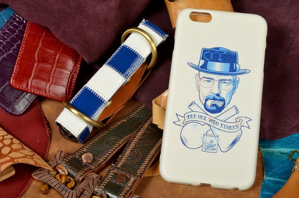 Чехол для iPhone 6 Plus/6S Plus Tne One Who Knocks
