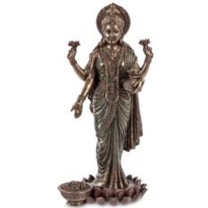 Статуэтка Лакшми. Богиня изобилия, богатства и счастья