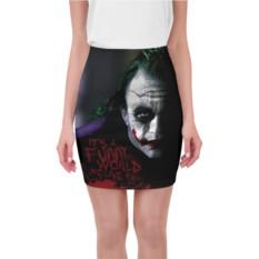 Мини-юбка Джокер