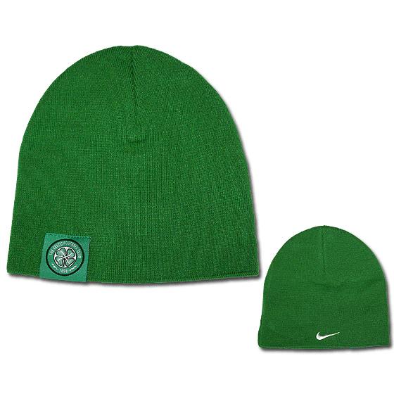 «Селтик» шапочка  Nike