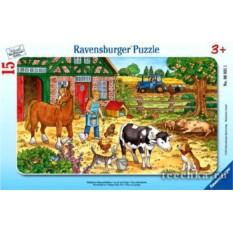 Пазл На деревенском дворе от Ravensburger