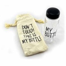Бутылка для напитков в мешочке My Bottle