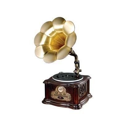 Ретро-радио с MP3-плеером Граммофон