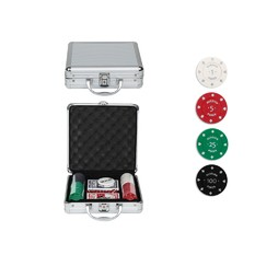 Набор для покера Russian Poker на 100 фишек