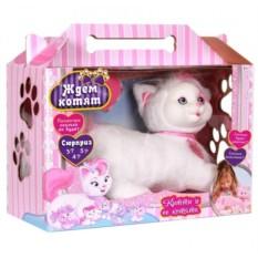 Мягкая игрушка Кошечка Китти и ее котята