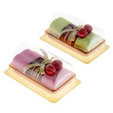 Набор полотенец Вишневый десерт