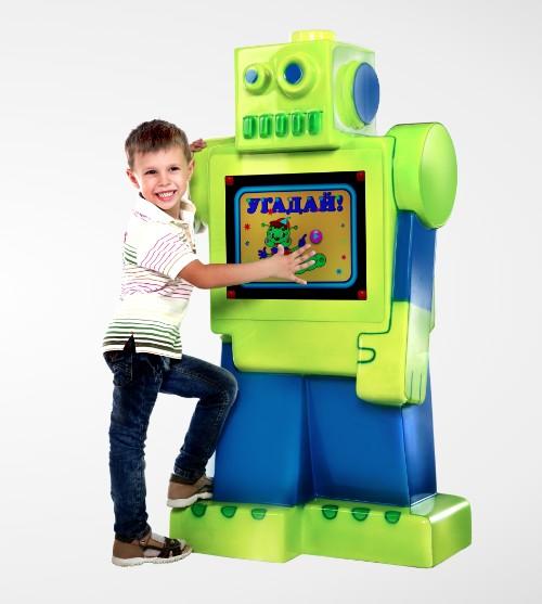 Учебно-развлекательный комплекс Robot