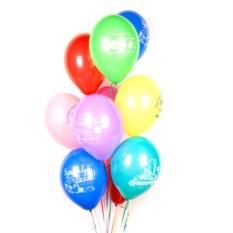Букет из шаров с 1 сентября