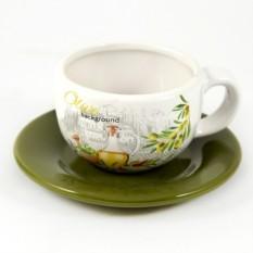 Чайная пара Олива