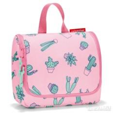 Сумка-органайзер детская Toiletbag s Сactus pink
