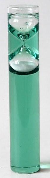 Песочные часы жидкие, 3 мин., зеленые