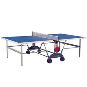 Складной теннисный стол с сеткой Top Star
