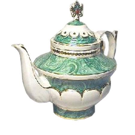Чайник «Малахит»