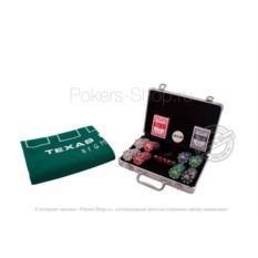 Набор для покера Royal Flush на 200 фишек Lite