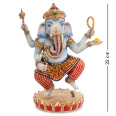 Декоративная статуэтка Ганеш - Бог мудрости и благополучия