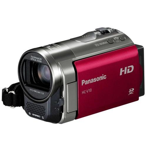 Видеокамера Panasinic HC-V10 HC-V10EE-R