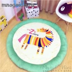 Теплый детский игровой коврик Зебра Зоя