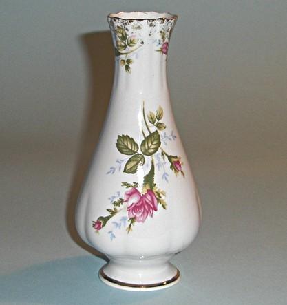 Винтажная ваза Садовая роза