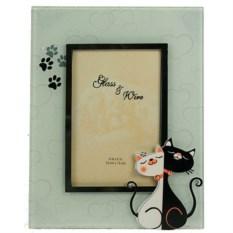 Фоторамка Влюбленные котята