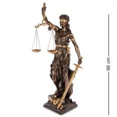 Статуэтка Фемида –богиня правосудия