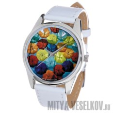 Часы Mitya Veselkov Зонтики