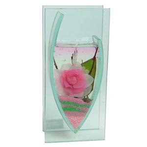 Свеча гелевая «Роза»