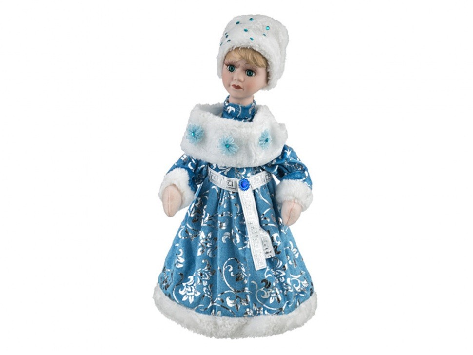 Декоративная игрушка Снегурочка
