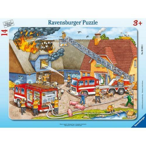 Пазл Борьба с огнем от Ravensburger