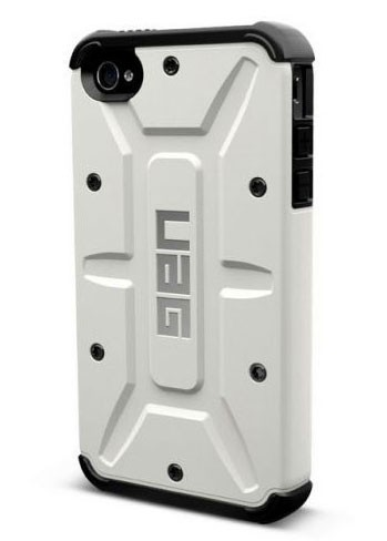 Белый чехол Urban Armor Gear iphone 6