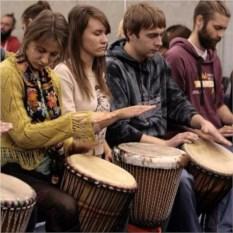 Мастер-класс игры на барабанах джембе (1 чел., 2 часа)