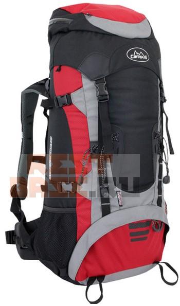 Черно-красный рюкзак Campus Maysen 45