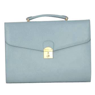 Портфель кожаный Lady Briefcase